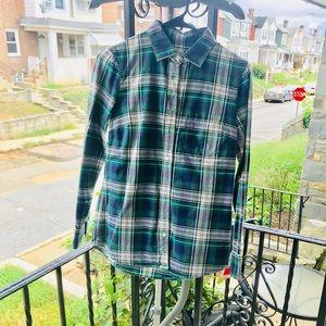 J Crew  The Boy Plaid Lumberjack Shirt